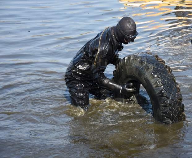 Дніпро водолази