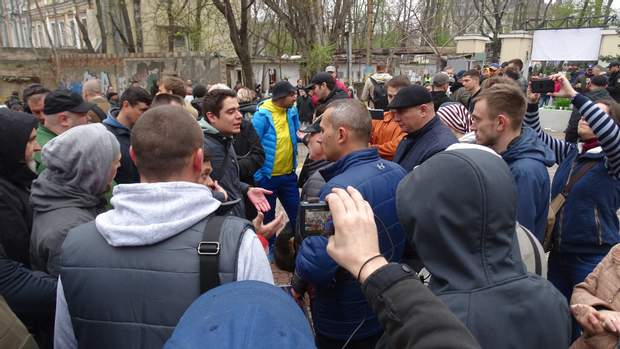 Літній театр Одеса 2019 скандал забудова