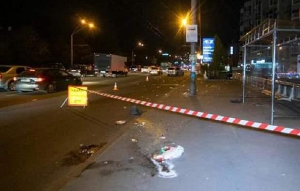ДТП, аварія, Київ