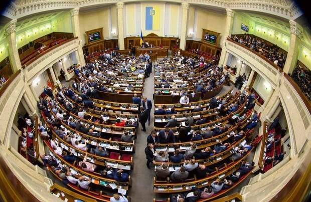 президентські вибори, Верховна Рада України