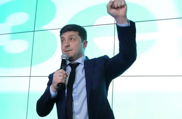 зеленський переміг вибори 2019 другий тур