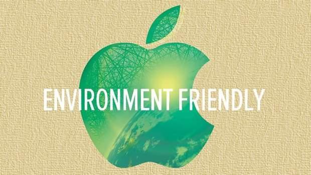 Apple виділяє чимало ресурсів на захист довкілля