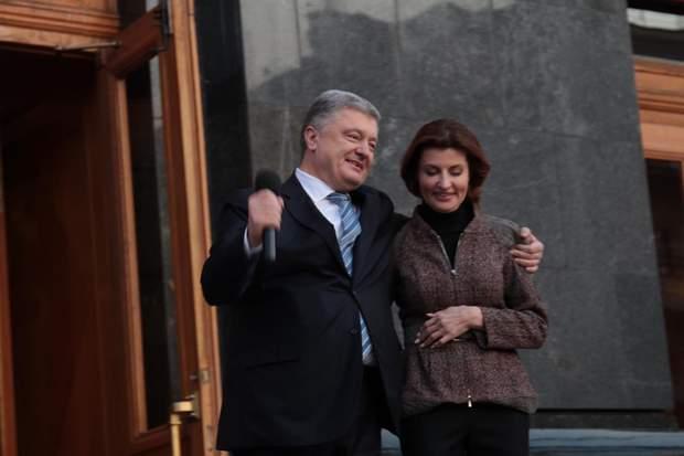 Порошенко акція подяки Дякуємо Петре Адміністрація Президента Марина Порошенко
