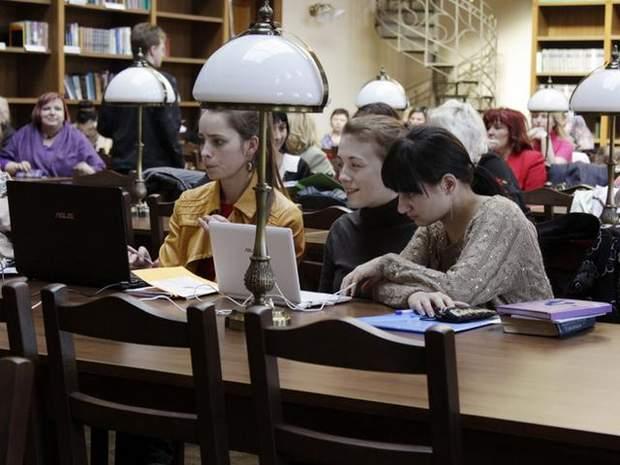 реформа освіти, виші університети