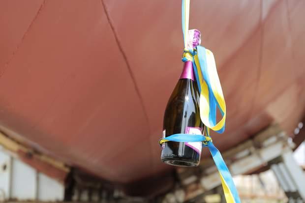корабель розвідувальний шампанське традиція