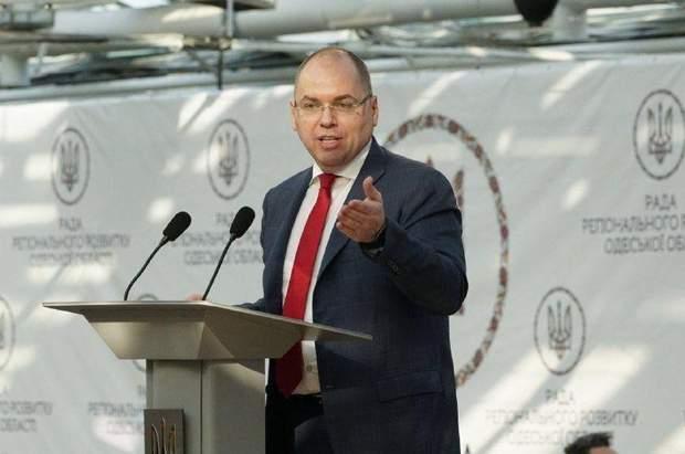 Максим Степанов, очільник Одещини
