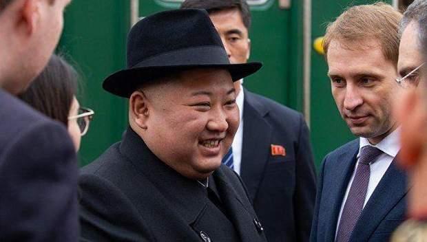 Кім Чен Ин Росія зустріч з Путіним