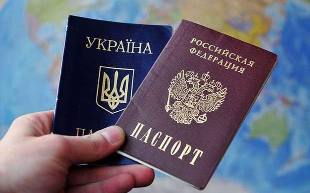 російські паспорти жителі окупованого Донбасу указ Путін