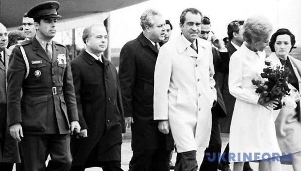 Річард Ніксон в Києві