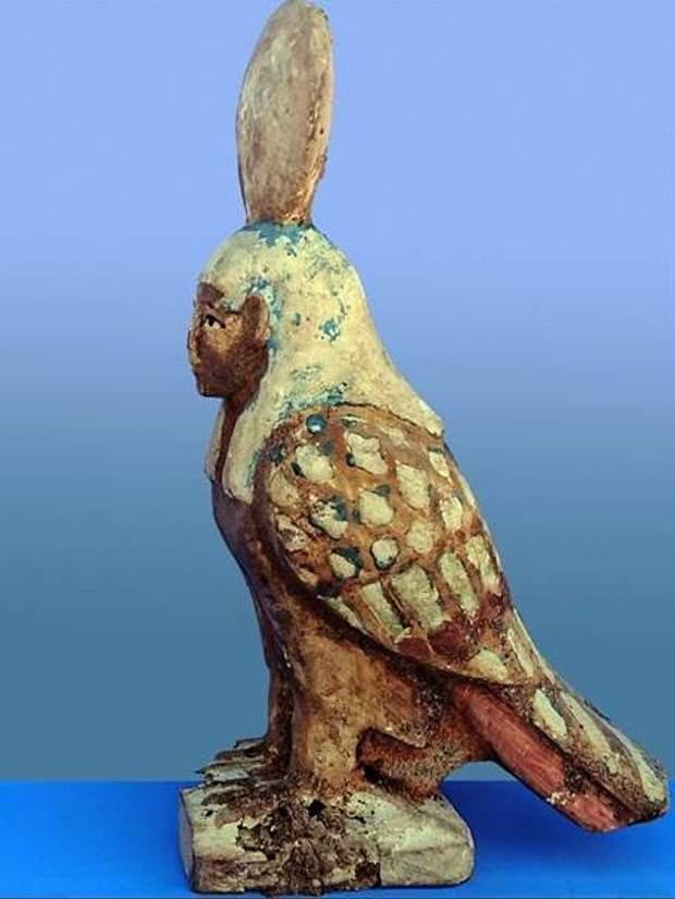 єгипет статуетка археологи