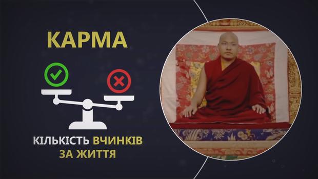 Буддисти вірять в карму