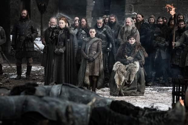 Гра престолів 8 сезон 4 епізод трейлер і промо-кадри