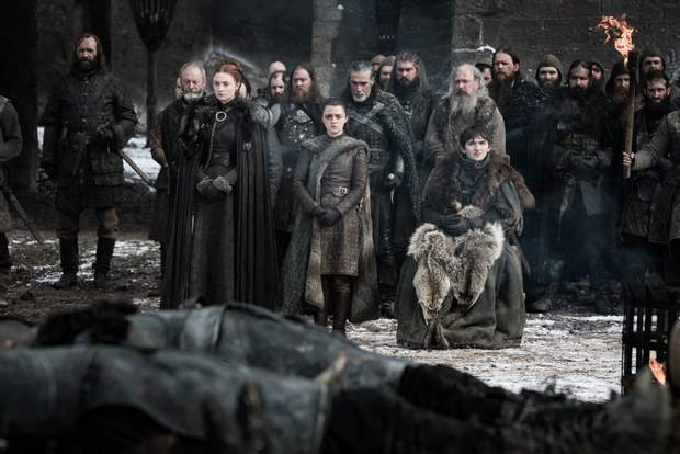 Игра престолов 8 сезон 4 эпизод трейлер и промо-кадры