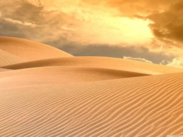 Єгипет пустеля