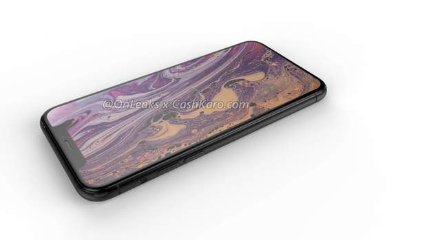 Дизайн нового iPhone XI Max