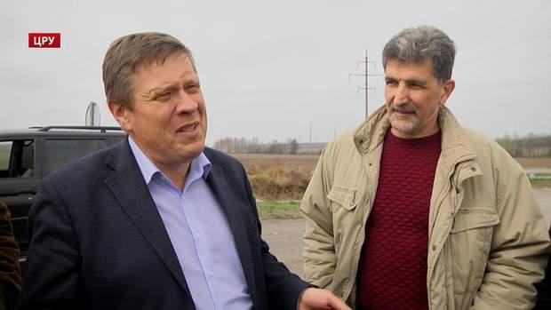 Сергій Бойко (ліворуч)
