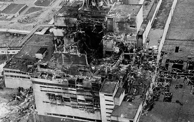 Чорнобильська катастрофа