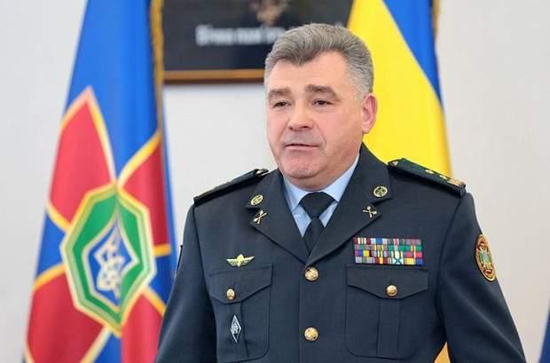 Петр Цигикал - глава Государственной пограничной службы Украины