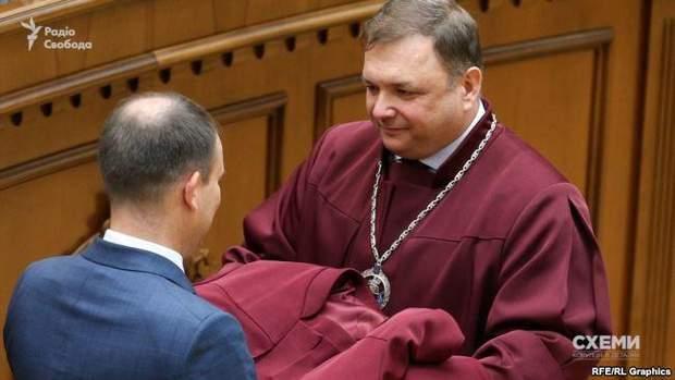 Андрій Богдан та Станіслав Шевчук