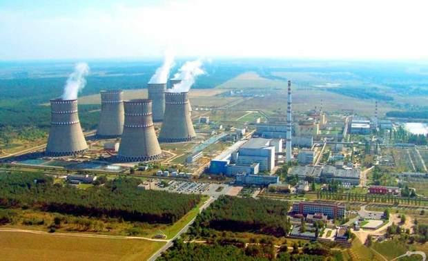 РАЭС, Ровенская атомная электростанция, пожар, Ровно, Вараш