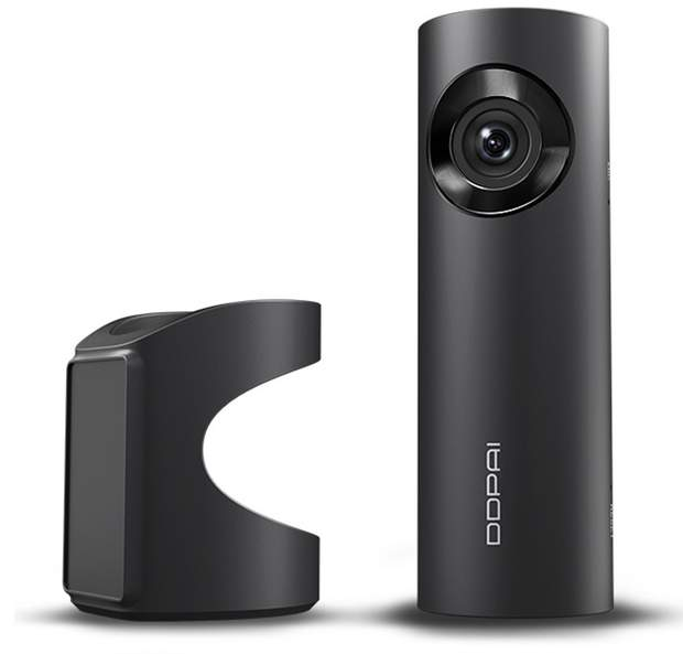 Xiaomi DDPAI miniONE Dashcam Night Visio