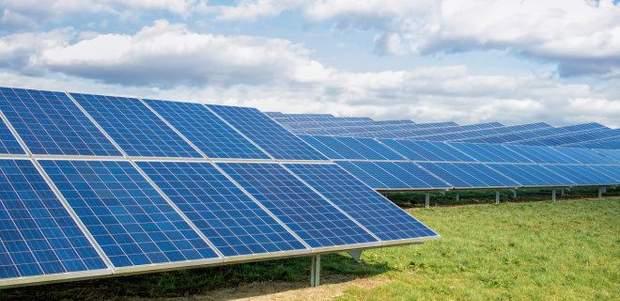 Сонячні електростанції Ахметова