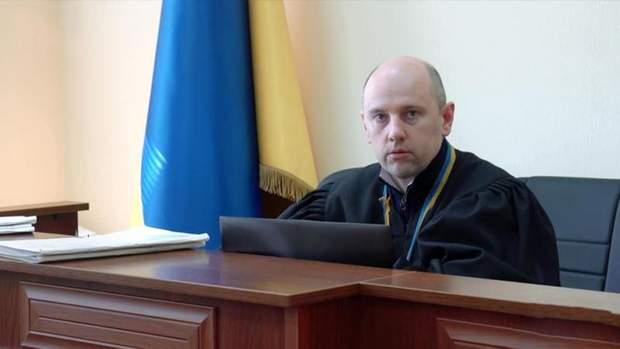 Суддя Віталій Келеберда