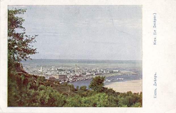 Фото Києва 1905 року