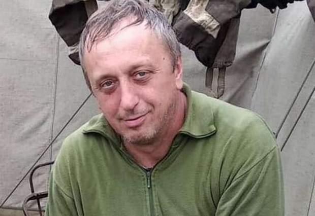 Олександр Мілютін Дєда загинув Донбас втрати Україна ООС