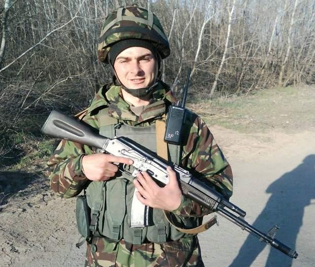 Володимир Лисаківський загинув Донбас ООС