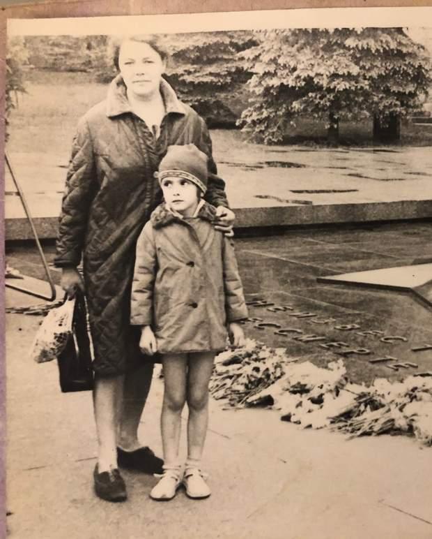 Ольга Сумська на архівних фото