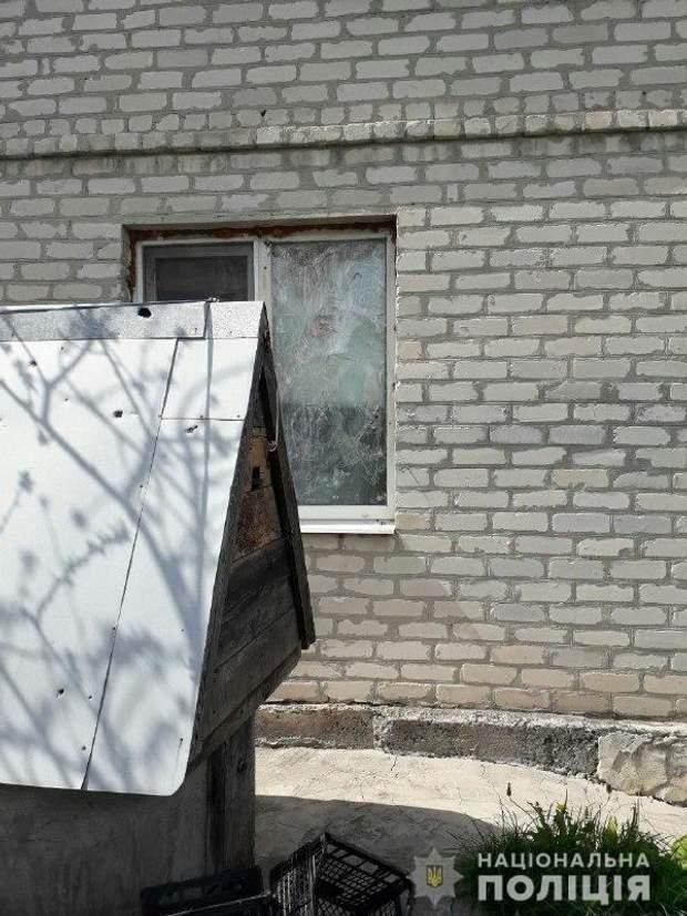 донецьк війна на донбасі обстріл житлові будинки