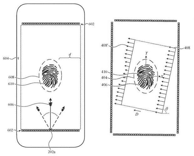 В нових iPhone сканер відбитків займатиме весь дисплей