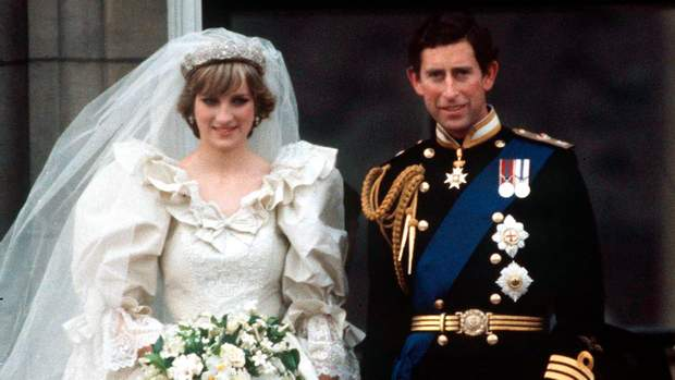 Принцеса Діана весілля
