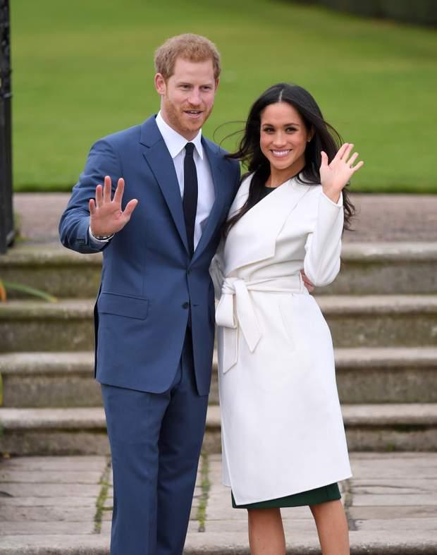 Принц Гаррі і Меган Маркл заручини історія кохання