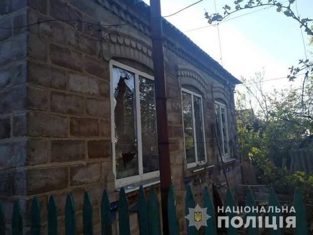обстріл мар'їнка донецьк війна на донбасі росія україна