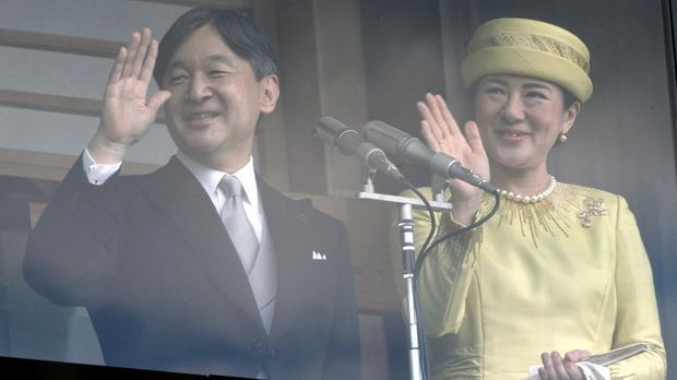 Японія, японський імператор, Нарухіто