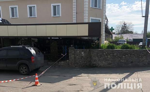 вбивство поліцейський Баришівка Київ кримінал
