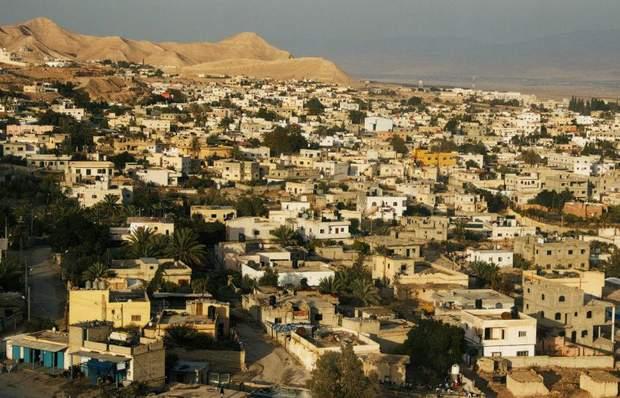 Єрихон Іхраїль найнижче місто