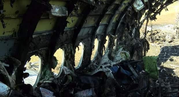 пожежа літак Шереметьєво