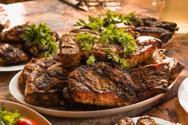 Скільки їсти м'яса