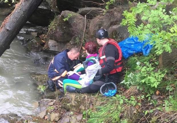 дтп івано-франківщина автобус туристи жертви річка