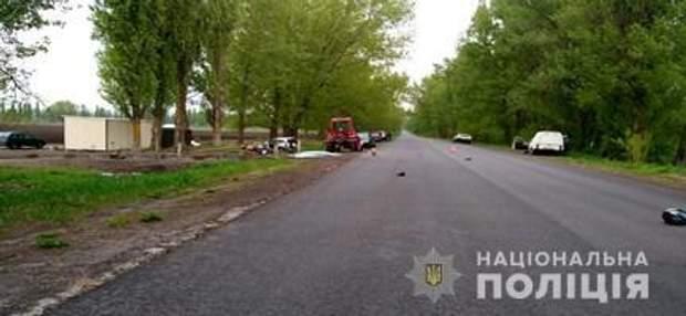 ДТП, Яготин, Київщина, депутат, мотоцикл