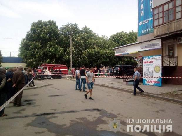 поліція дніпропетровщина вибух жертви марганець