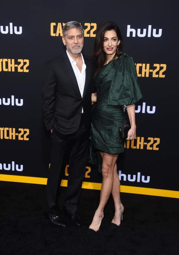 Джодж і Амаль Клуні