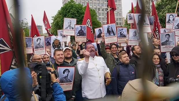 Сталін 9 травня Київ