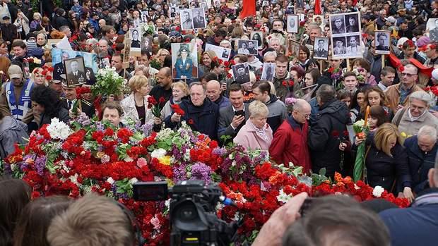 9 травня День перемоги Київ