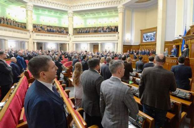 Антикорупційний суд, ВРУ