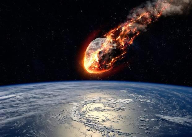 У NASA змоделювали падіння астероїда на Землю