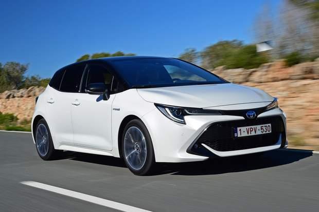 Автомобіль Toyota Corolla